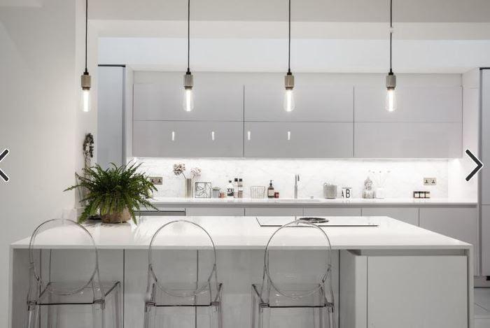 Pendant lighting Fitted kitchens Bishops Stortford