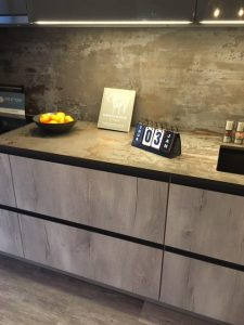 Temperature Controlled Lighting Kitchen design Bishops Stortford