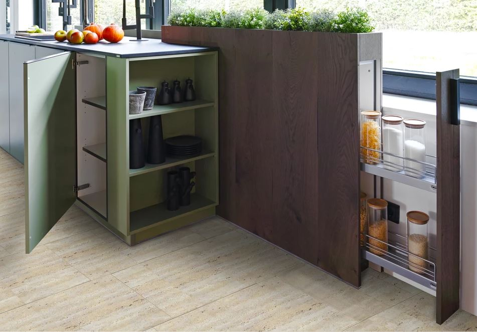 Smart storage solutions by Kuhlmann