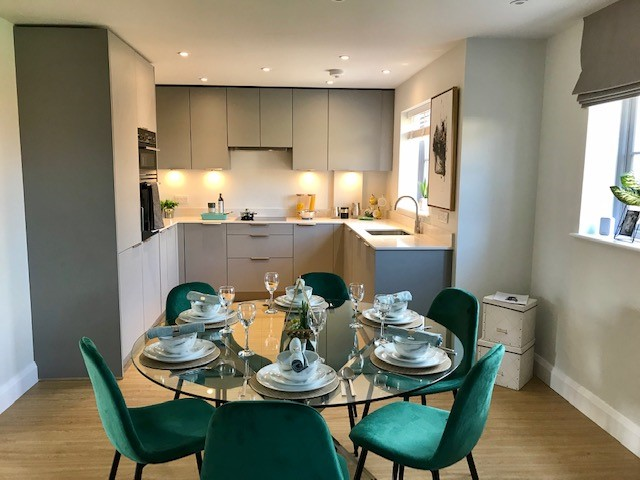 Kemphaus Kitchens for property developers